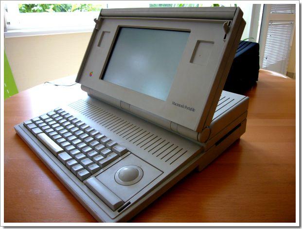 Macintosh Portable M5126