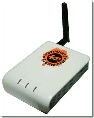 Fonera : votre routeur communautaire FON