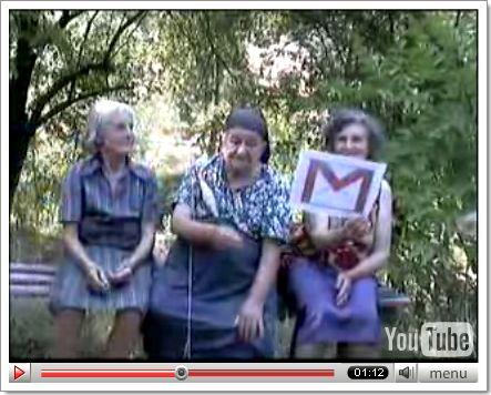 Vidéo collaborative Google Gmail