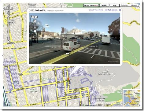 Google Maps Street View : promenez-vous dans les villes américaines grâce des photos 360° haute résolution