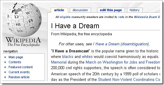 Humour Wikipedia