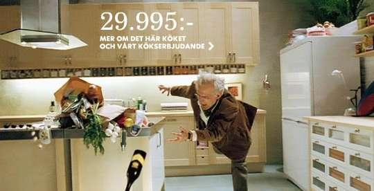 Ikea à la sauce Matrix - wOueb.net