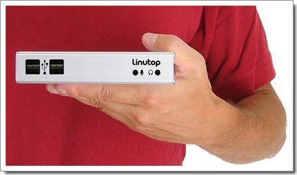 Linutop, votre ordinateur personnel Linux sans disque dur