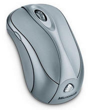 Microsoft Wireless Notebook Laser Mouse 6000 - wOueb.net