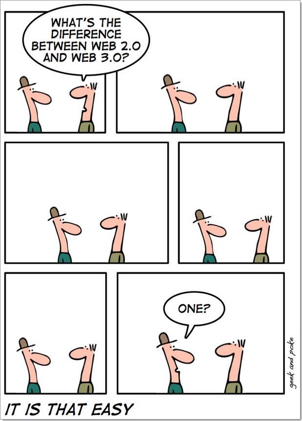 Du web 2.0 au web 3.0 !