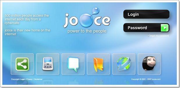 Jooce : un WebOS multimédia et