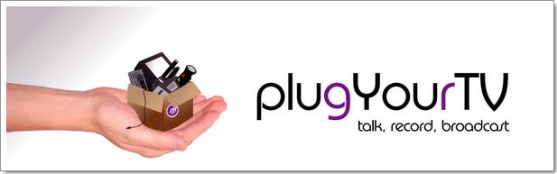 PlugYourTV : la première solution de web TV tout-en-un