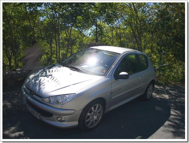Vends Peugeot 206 Quiksilver HDi