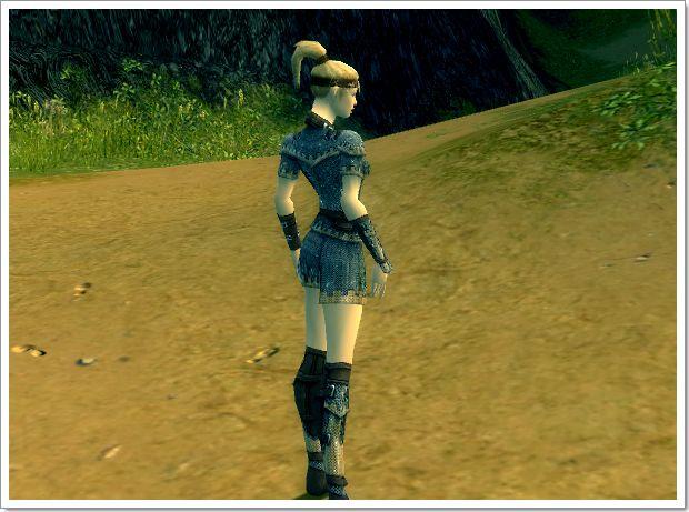 Mon avatar sur Guild Wars
