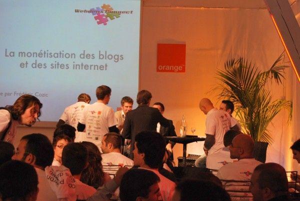 Conférence sur la monétisation des blogs