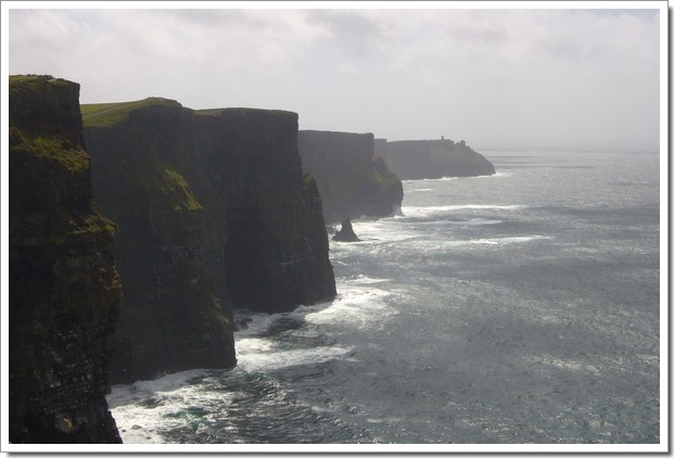 Irlande : Cliffs of Moher