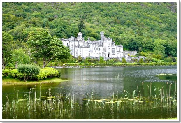 Irlande : abbaye de Kylemore
