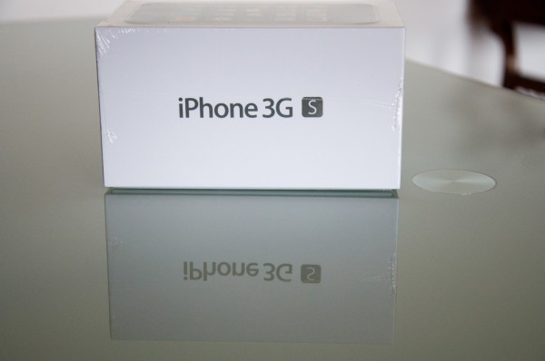 iPhone 3G S 16 Go Blanc