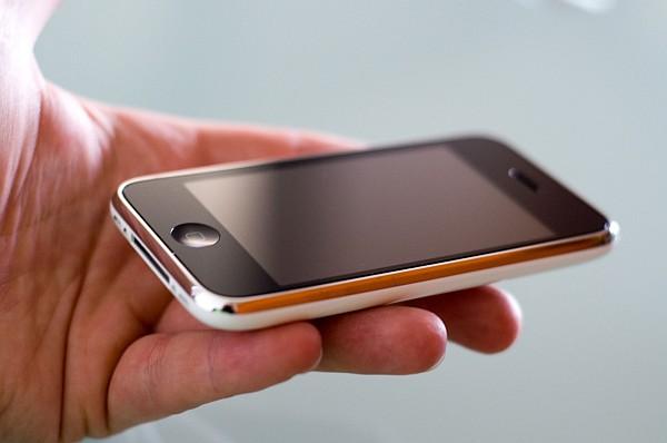 iPhone 3G S 16 Go Blanc