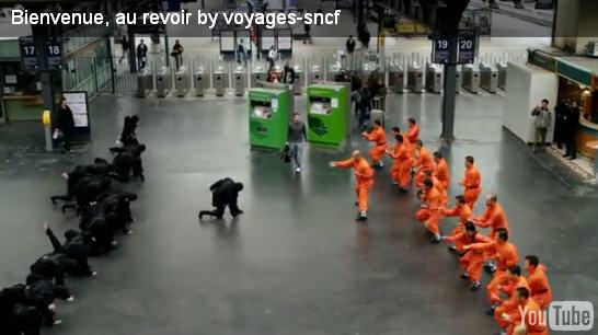 Voyages SNCF : Bienvenue Au Revoir Plus loin que vous l'imaginez