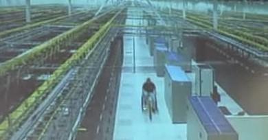 Circulation en vélo dans les datacenters de Facebook