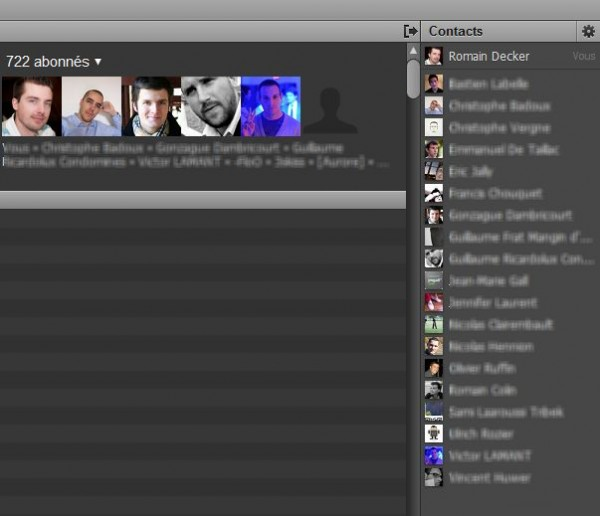 Spotify : trouvez des playlists chez vos contacts