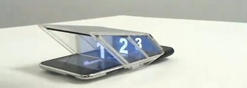 Une vidéo 3D sur votre iPhone : fonctionnement