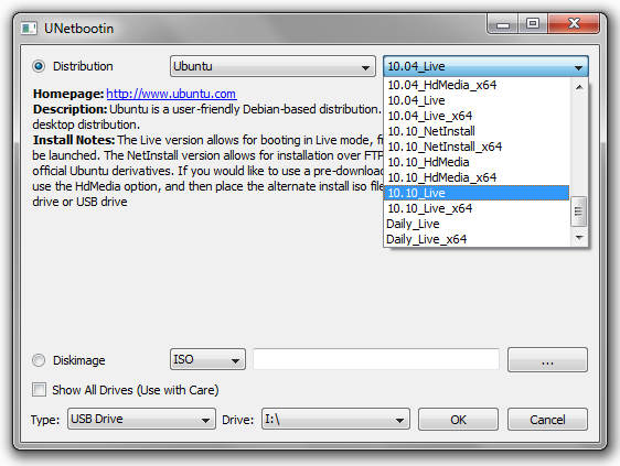 Comment créer une clé USB bootable Linux avec UNetbootin ?