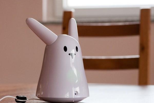 Karotz : un lapin domestique communiquant