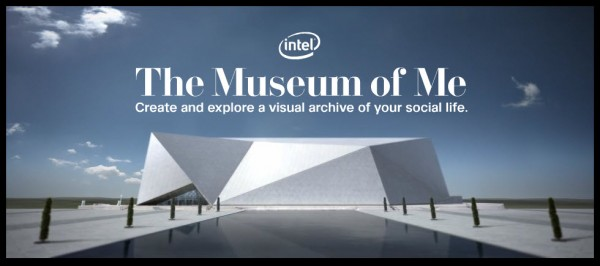 Intel : the Museum of Me on Facebook