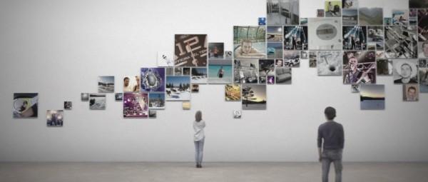 Musée de mon Facebook : mon mur