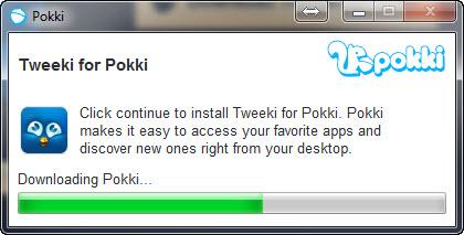 Installation de Tweeki, un chouette client Twitter