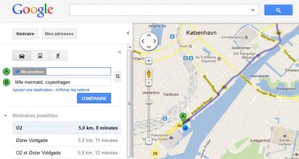 Géolocalisation sur Google Maps, sans GPS ni puce GSM : avec HTML5