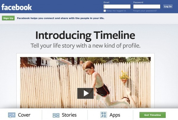 Comment activer son nouveau profil, Timeline, sur Facebook ?