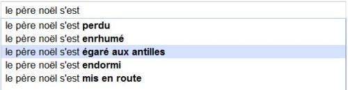 Gag + Google = Gaggle, les meilleures suggestions de Google