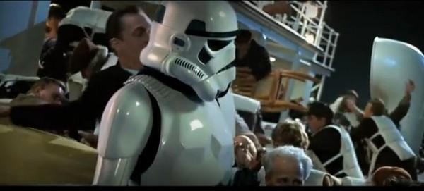 Des stormtrooper dans Titanic 3D ?
