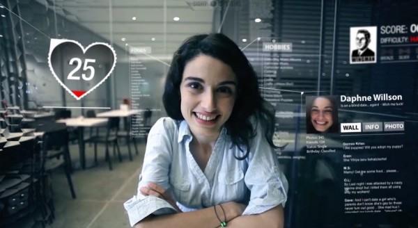 Sight : la réalité augmentée dans le futur, même pendant les rencontres