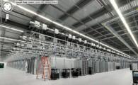 Visitez un datacenter de Google avec Street View