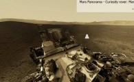 Des panoramiques de Mars fournis par la sonde Curiosity