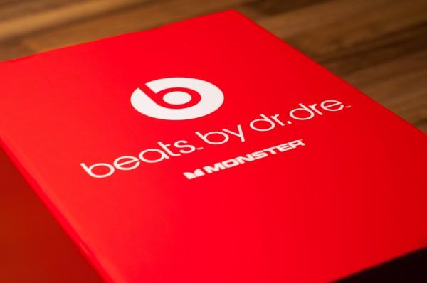 Beats Studio by Dr Dre : emballage plutôt soigné