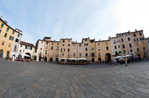 Lucca, Italie